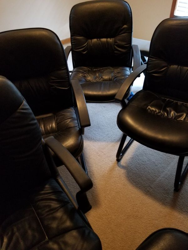 OFFICE AND WAITING AREA CHAIRS