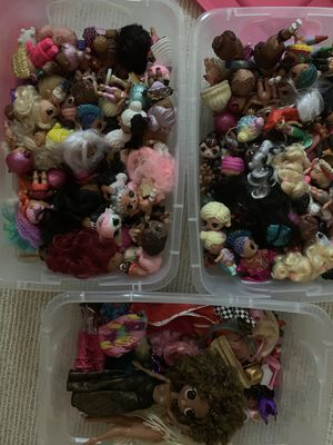 Labor Day sale lol surprise dolls bundle for Sale in Columbia, MD