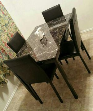 5 pcs dining set for Sale in Ontario, CA