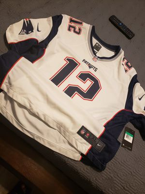 News mens xl Patriots Jersey for Sale in Sunset Valley, TX
