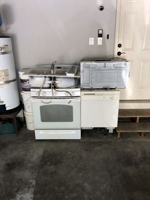 Appliance package for Sale in Puyallup, WA