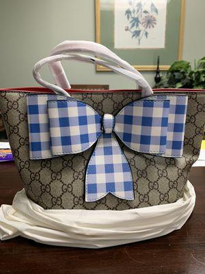 GG kids tote bag for Sale in Houston, TX