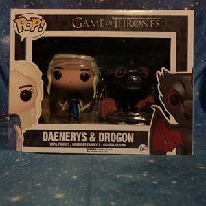 Daenerys (Mhysa) & Drogon (Metallic) Game of Thrones for Sale in Whittier, CA