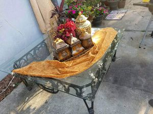 Glass table for Sale in Tampa, FL