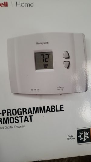 House thermostat for Sale in Greensboro, NC