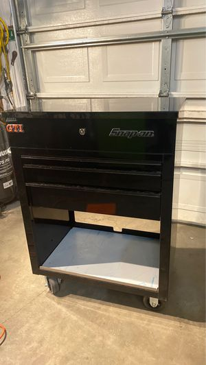 snap on toolbox for Sale in Commerce City, CO