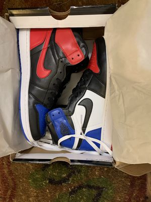 Air Jordan 1 Retro High by Og Top 8 3 SIZE 8.5 for Sale in Phoenix, AZ