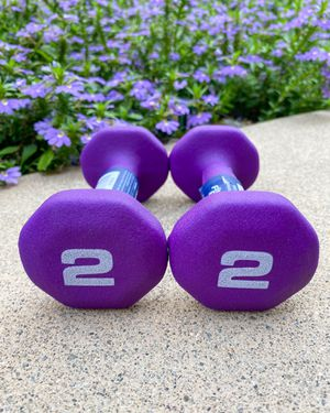 ‼️ BRAND NEW / BEST QUALITY 2lb Neoprene Dumbbells (Pair) - Workout Weights for Sale in San Diego, CA