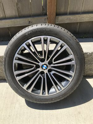 4- 2019 540XI BMW Rims and Tires. for Sale in Kirkland, WA