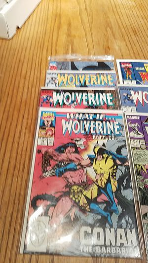 11 Wolverine Comics for Sale in Lakeside, AZ