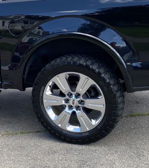 2017 limited wheels and tires for Sale in Stoughton, MA