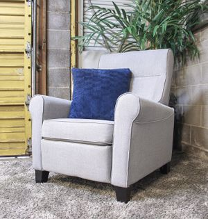 IKEA Muren Gray Recliner Chair (Free Delivery) for Sale in Atlanta, GA