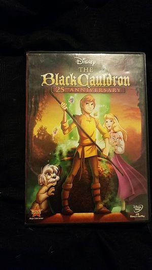 The Black Cauldron 25th Anniversry for Sale in Arroyo Grande, CA