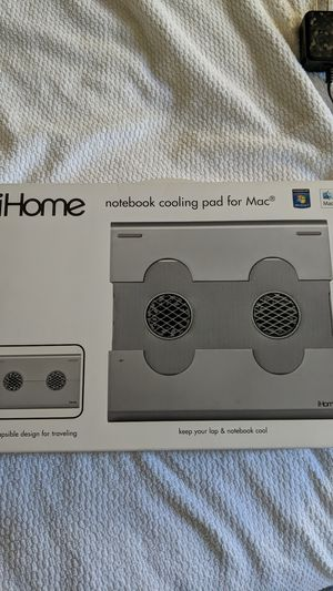 iHome notebook cooling pad for a Mac new in box for Sale in Imperial Beach, CA