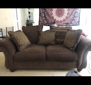 COMFIEST sofa, armchair, and ottoman for Sale in Alexandria, VA