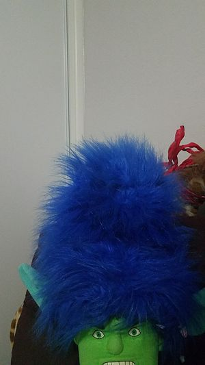 Trolls Branch Halloween Costume Hat for Sale in Nuevo, CA