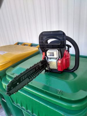14 in Craftsman chainsaw for Sale in Eustis, FL