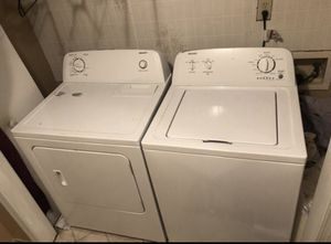 Electric Washing Machine and Dryer Set for Sale in Decatur, GA