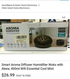 Aroma Humidifier for Sale in Modesto, CA