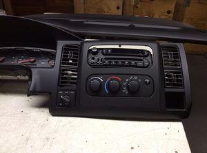 2002 Dodge Dakota Complete Dashboard for Sale in Torrington, CT