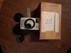 Vintage from the 1960s This is a really clean vintage Kodak Brownie 8mm f/2.7 Movie Camera for Sale in Buffalo, NY