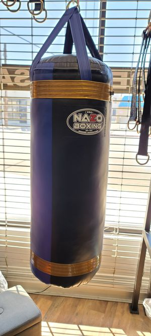 Punching bag boxing bag for Sale in Los Angeles, CA
