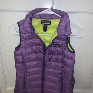 Patagonia Girls Vest, Sz 10 for Sale in Point Pleasant Beach, NJ