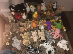 Rare Ty Beanie Babies for Sale in Jacksonville, FL