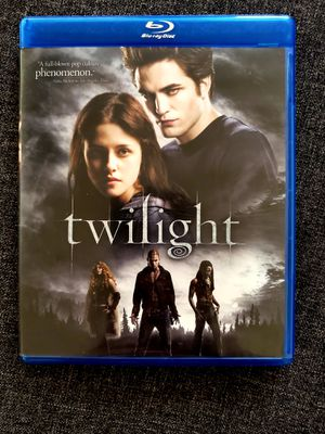 Twilight <3 Blue-ray Disk for Sale in San Diego, CA