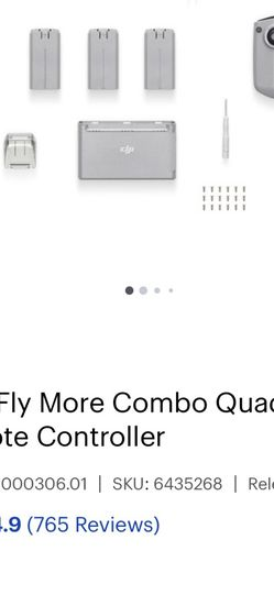 DJI MINI 2 FLY MORE COMBO for Sale in Columbia,  MD