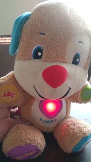 Fisher Price Laugh and learn smart stages puppy for Sale in Las Vegas, NV