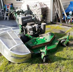 "48"" Bobcat Walk Behind Commercial Mower for Sale in Lakewood,  WA"