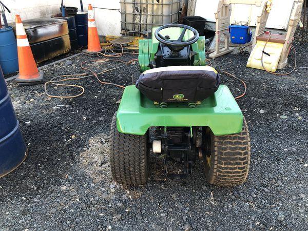 Tractor simplisty