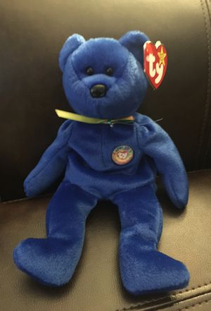 Clubby Beanie Baby for Sale in Salt Lake City, UT
