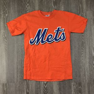 New York Mets MLB Majestic Youth Tee Shirt Short Sleeve #5 David Wright for Sale in Apopka, FL