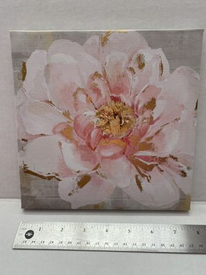 Flower canvas art 1 of 2 for Sale in McDonald, PA
