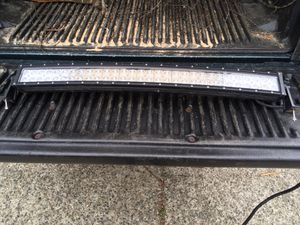"""31"""" light bar for trade, need Mazda truck parts! for Sale in Spanaway, WA"""