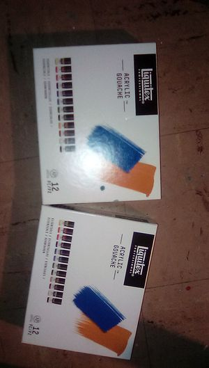 Liquitex professional acrylic gouache for Sale in Bakersfield, CA