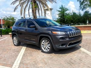 2015 Jeep Cherokee Limited 83,820 Miles ❇ Clean Title ❇ Cash: $14,900 ❇ Down: $1,500.- 🏁🔺 HABLAMOS ESPAÑOL 🔺 for Sale in Tampa, FL