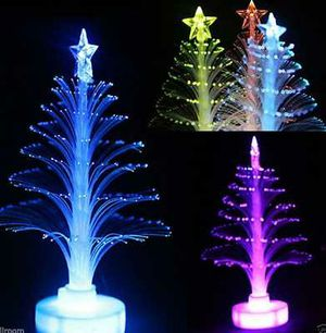 Color Changing Christmas Xmas Tree LED Light Lamp Home Party Decoration Mini for Sale in Los Angeles, CA