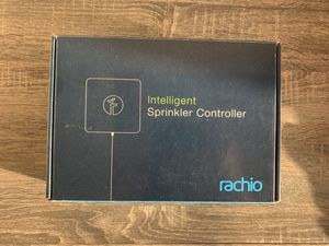 Used Rachio 8ZULW 8 zone smart sprinkler system for Sale in South San Francisco, CA