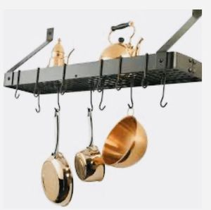 Hanging Wrought Iron Baker's Rack! for Sale in North Las Vegas, NV