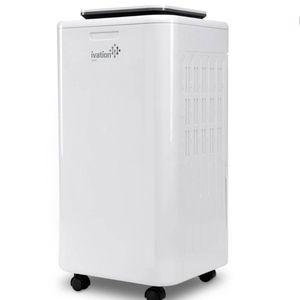 IVATION 11 PINT SMALL-AREA COMPRESSOR DEHUMIDIFIER - WITH CONTINUOUS DRAIN HOSE, for Sale in Las Vegas, NV