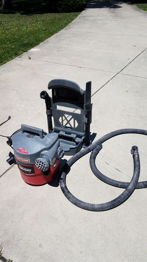 Craftsman shop vac for Sale in Bloomingdale, IL