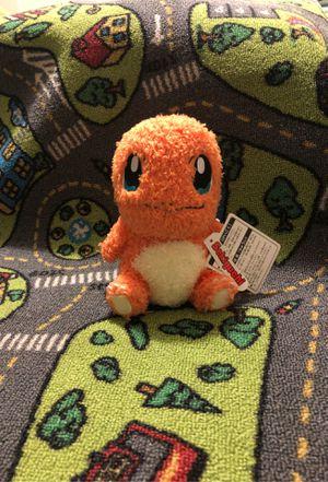 Pokémon Center Fuzzy Charmander Plush for Sale in Fresno, CA