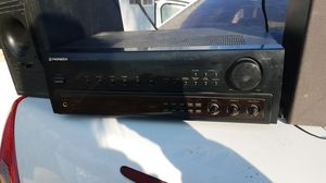 PIONEER STEREO RECEIVER SX 203...ADVANCED AUDIO IMAGING..2 EMERSON speakers for Sale in Bakersfield, CA