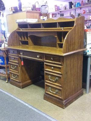 Secretary/ Roll Top Desk for Sale in San Antonio, TX