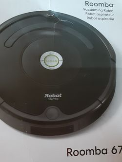 Roomba675 Slightly Used Works Perfectly In Box for Sale in Nashville,  TN