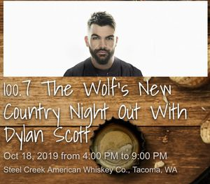 Dylan Scott PREMIUM ticket for SOLD OUT show for Sale in Snohomish, WA