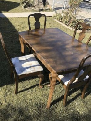 Kitchen table with chairs for Sale in Stockton, CA